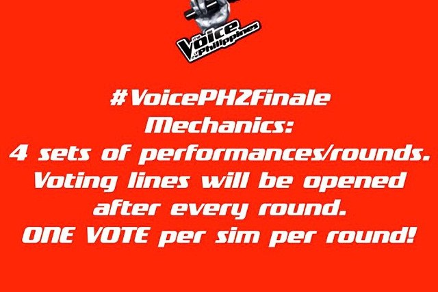 #VoicePH2Finale | The Voice Philippines Finals – live updates and commentary