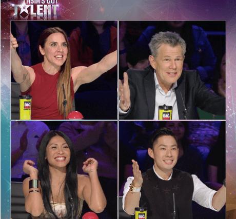 "Dance group Junior New System, child singer Gwyneth Dorado wows judges in ""Asia's Got Talent"""