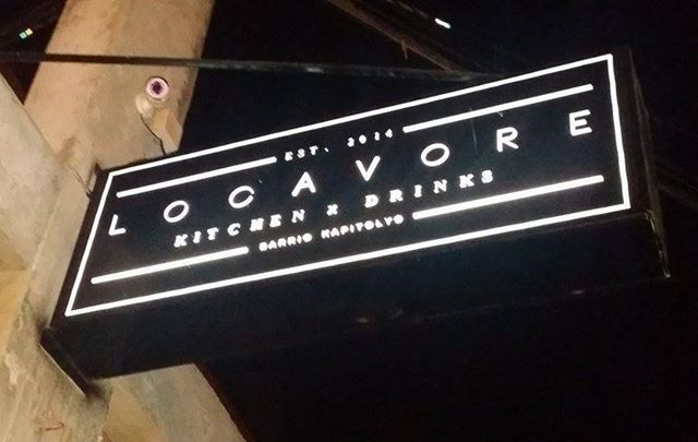 FOOD REVIEW | Locavore Kitchen and Drinks in Kapitolyo, Pasig City