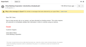 chinabank scam email