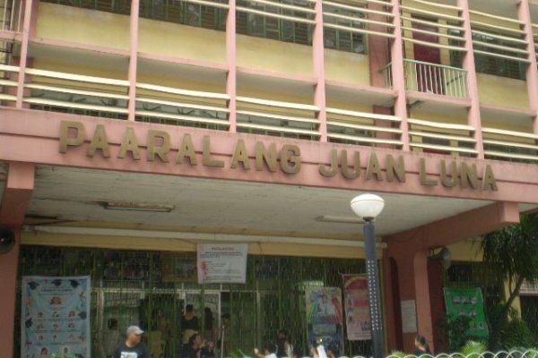 juan luna elementary school