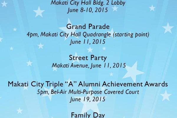 2015 araw ng makati