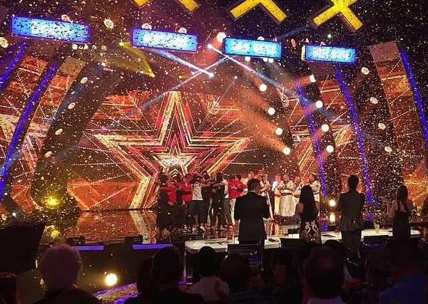 El Gamma Penumbra wins in 'Asia's Got Talent'