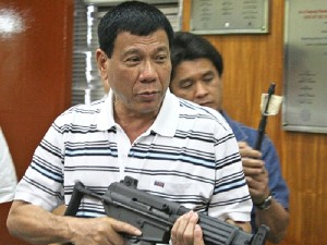To Mayor Duterte – Why are you associating yourself with Filipino communists?