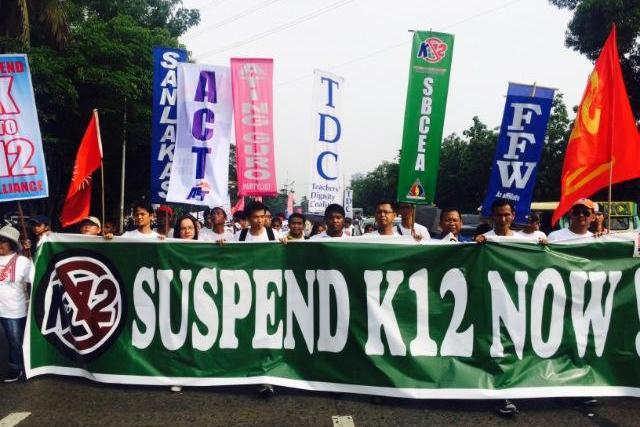 Thousands of professors nationwide to go unemployed because of K+12