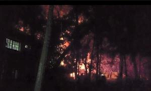 up diliman alumni center fire