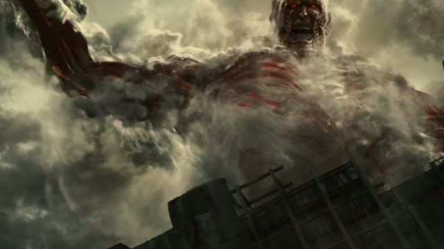 Colossal Titan that breached the wall