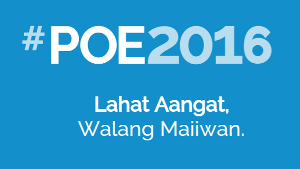 grace poe for president 2016
