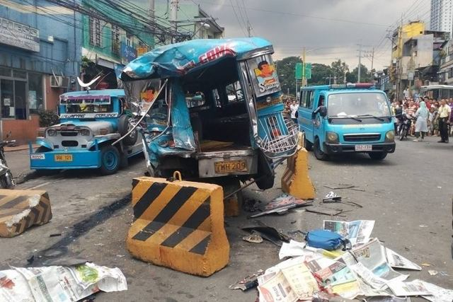 Truck crash kills college student two days before his 18th birthday in Marikina