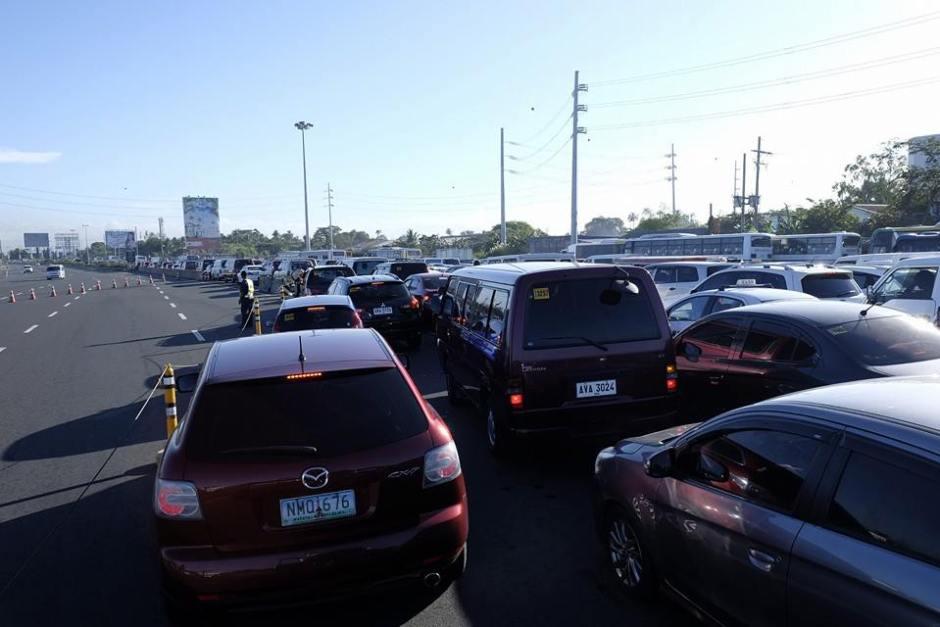 APEC summit heavy traffic