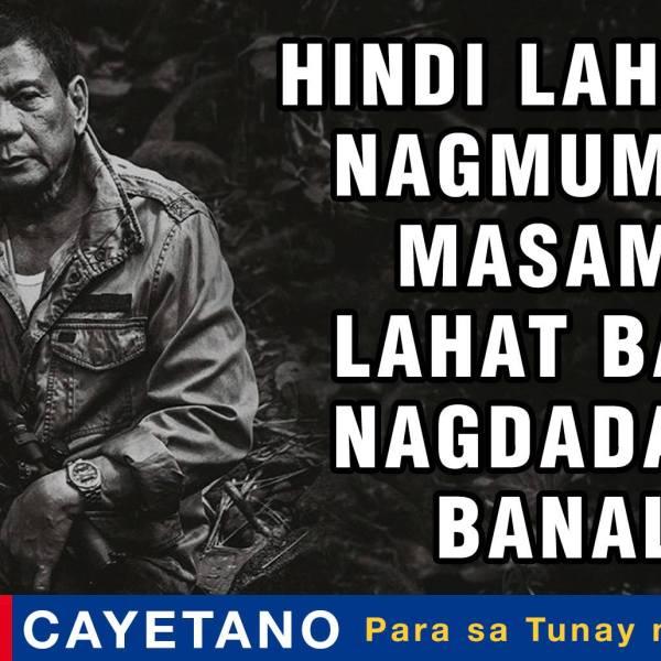 SAKAY PA MORE | Lacierda slams Duterte for 'cursing' Pope Francis