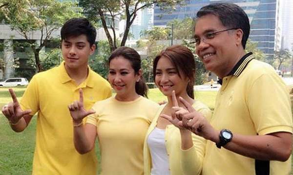 Kathryn Bernardo might NOT actually vote for Mar Roxas. Here's why.