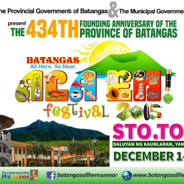 December 8 2015 declared a holiday in Batangas