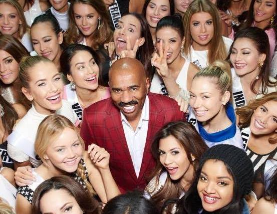 Donald Trump, int'l media outlets weigh in on Steve Harvey's Miss Universe 2015 faux pas
