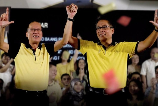 Roxas is practically running for Aquino's second term. Will his gamble work?