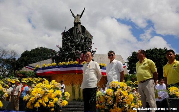 President Aquino #EDSA30