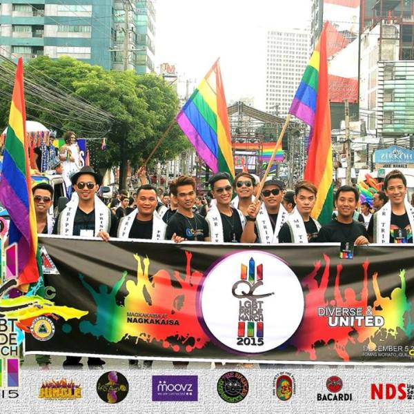 Time for Filipino LGBT groups to set aside divisions and unite for a common purpose