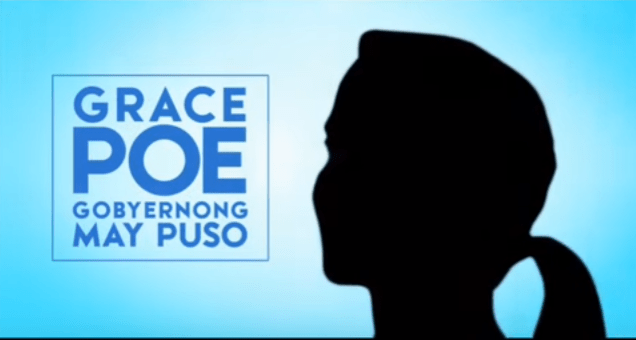 grace poe gobyernong may puso