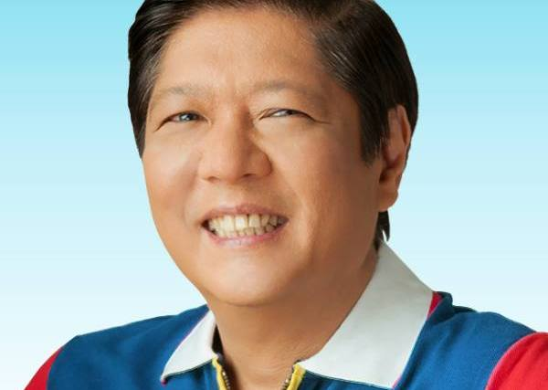 Attacks on his father's record have not been hurting Bongbong Marcos' poll numbers