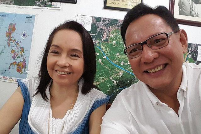 After five years, Gloria Arroyo finally leaves VMMC