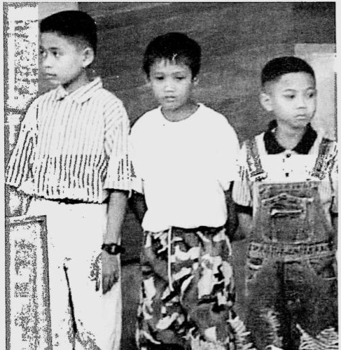 gloria arroyo bangkang papel boys