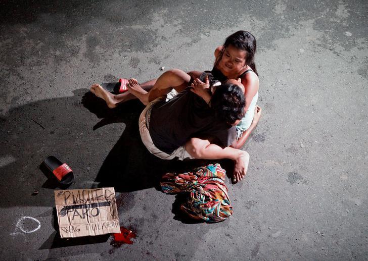 war on drugs in the philippines duterte