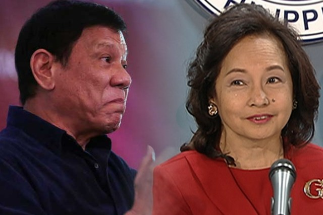 The case for Gloria Arroyo replacing Perfecto Yasay as foreign affairs secretary