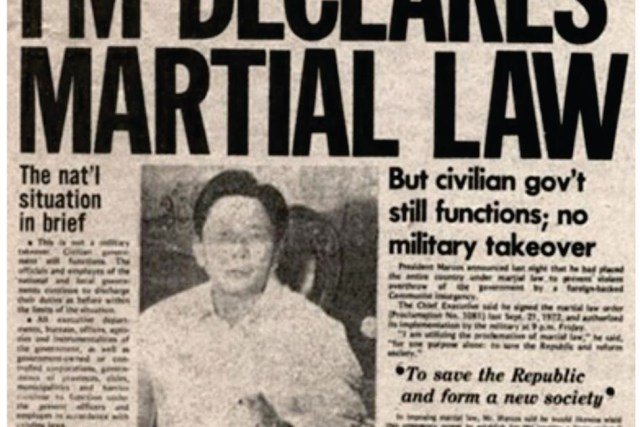 PART II – Seven reasons Marcos should never be given a heroes burial