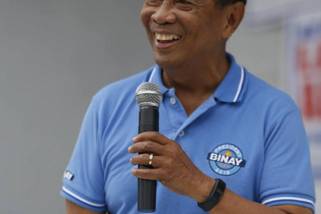 LIFE AFTER DEFEAT   Former VP Binay to be University of Makati law dean?
