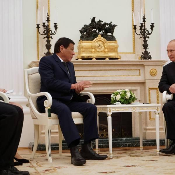 Proclamation 216 – Duterte makes his martial law declaration official
