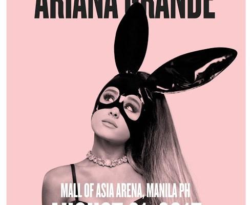 Ariana Grande Manila 2017 canceled