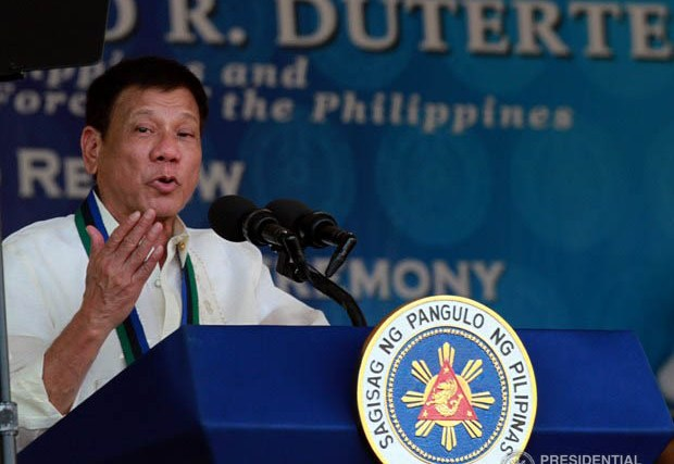 SC affirms Duterte's martial law declaration in Mindanao