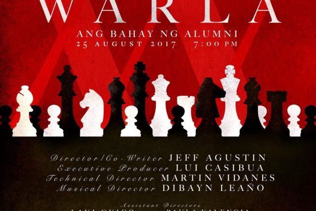 UP SIKAT presents 'Warla' this August