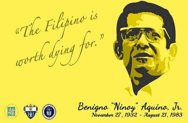 LONG WEEKEND | August 21 2017 Philippine holiday – Ninoy Aquino day