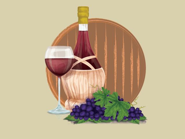 short history of wine