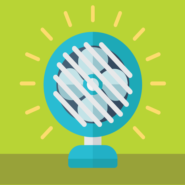 A short history of the electric fan