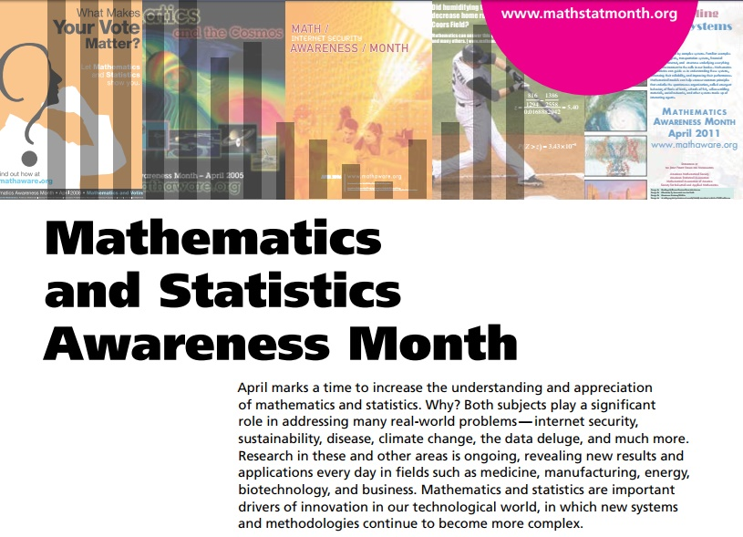 mathematics month philippines 2017