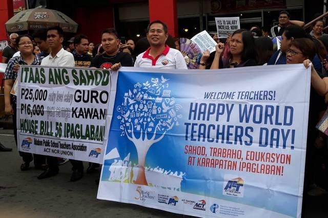 Teachers group slams DepEd for delay in release of performance-based bonus