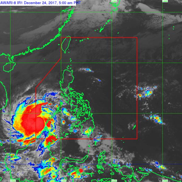 LIST: PAGASA's typhoon names for 2018