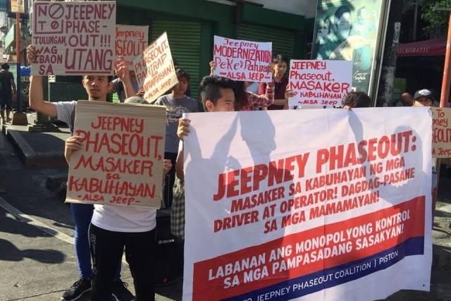 #WalangPasok PA RIN?   PISTON denies planning a week-long transport strike