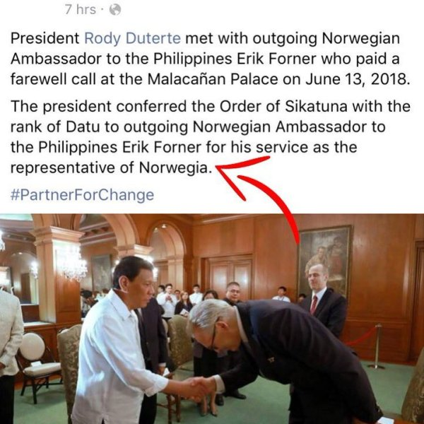 NORWEGIA – Pinoy netizens cringe as PCOO commits yet another boo-boo