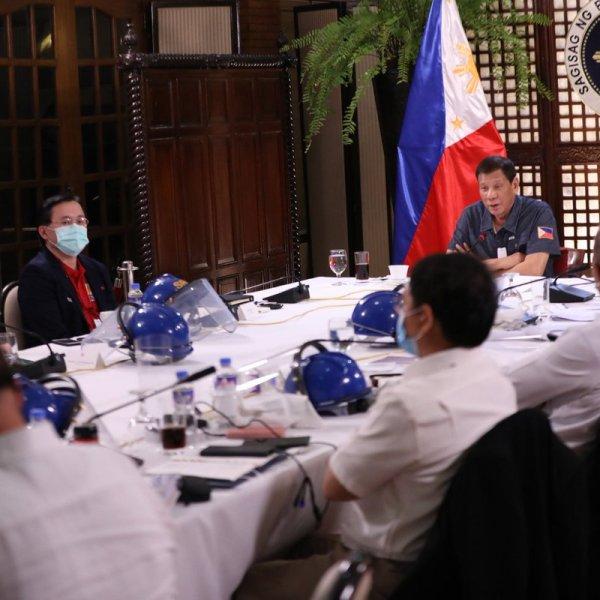 #ECQSeason4: Duterte places Metro Manila, Cebu, and Laguna under ECQ until May 31