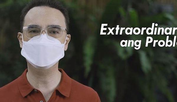 Alan Cayetano promises P10,000 'ayuda' for Filipinos in new ad: #BotongPinoy2022