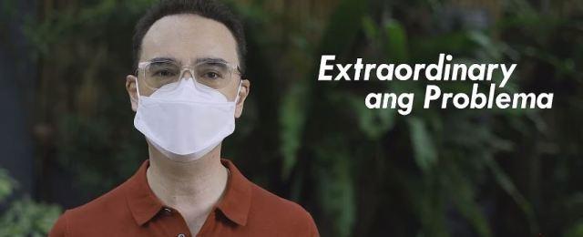 alan cayetano advertisement