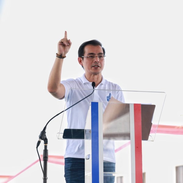 The problem with claiming that Isko Moreno is a Duterte supporter
