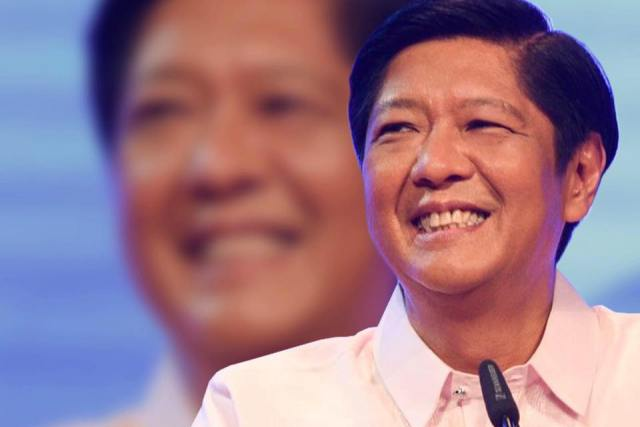Bongbong Marcos announces presidential bid – #BotongPinoy2022
