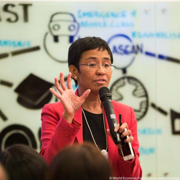 Biden, Obama hail Maria Ressa's Nobel peace prize win as Duterte stays mum