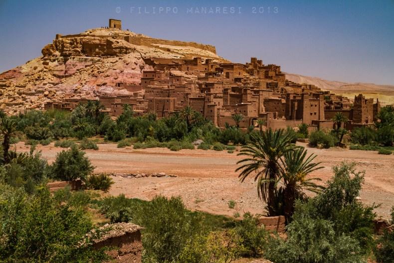 Aït Benhaddou, Morocco, desert, village, UNESCO, ruins