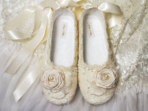 Bridal Ballet Flats