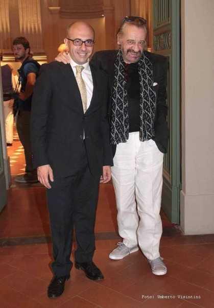 Gherardo e Gabriele alla Fondazione Zeffirelli (Ph.: Umberto Visintini)